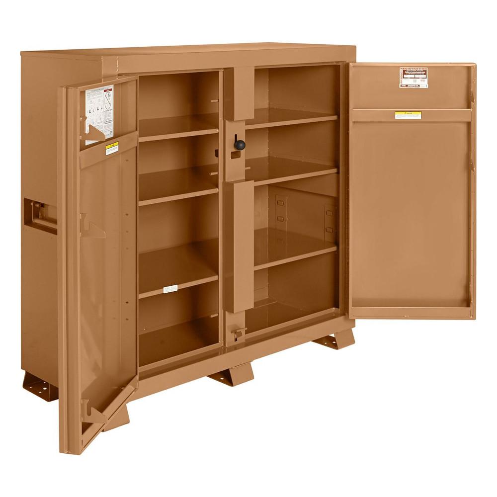 Knaack Model 109 JOBMASTER Cabinet, 47.5 cu ft