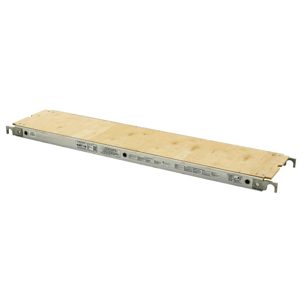 Werner Steel Scaffold Planks