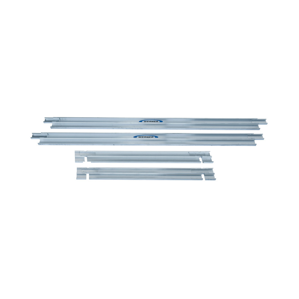 Werner Aluminum Scaffold Toe Board Assemblies
