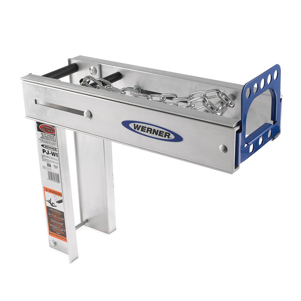 Werner PJ-WB Aluminum Pump-Jack Work Bench