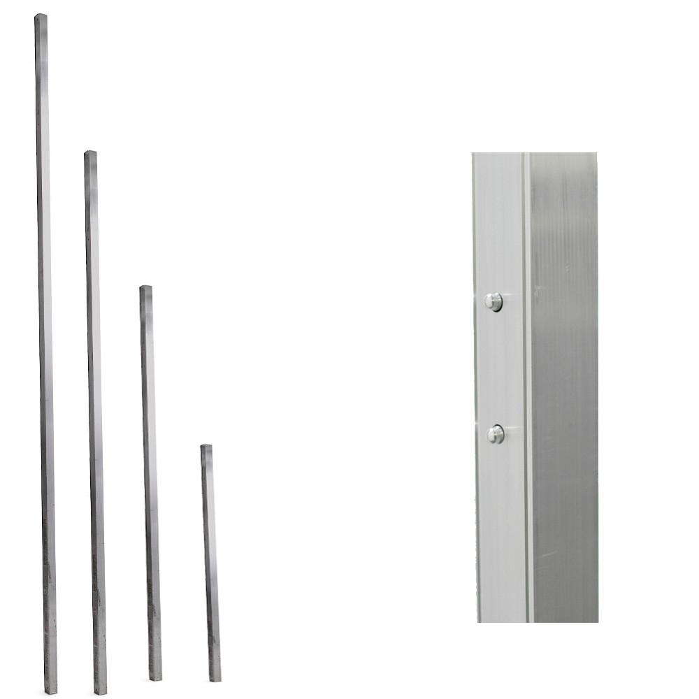 Werner Aluminum Pump-Jack Poles, Connector & Feet