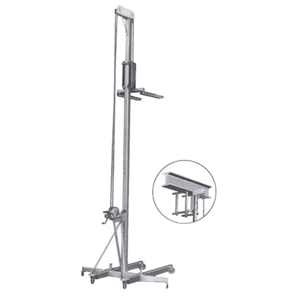 """Vermette Model #1012-A-LIFT Capacity 1000 lbs. with 5"""" Casters"""