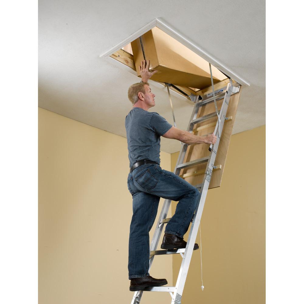 Werner Ah2512 25in Wide X 66in Long X 12ft High Ceiling