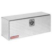 WeatherGuard Model 347-X-02 Super Hi-Side Box, Aluminum, 11.8 cu ft