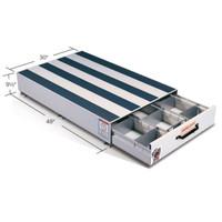 WeatherGuard Model 307-3 PACK RAT Drawer Unit, 48 in x 30 in x 9 in