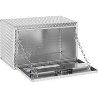 WeatherGuard Model 631-X-02 Underbed Box, Aluminum, Compact, 5.4 cu ft