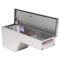 WeatherGuard Model 173-X-01 Pork Chop Box, Aluminum, Passenger Side, 3.4 cu ft