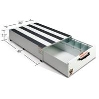 WeatherGuard Model 334-3 PACK RAT Drawer Unit, 48 in x 30 in x 12-1/2 in