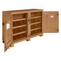 Knaack Model 129 JOBMASTER Bin Storage Cabinet, 48 cu ft