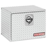 WeatherGuard Model 627-0-02 Underbed Box, Aluminum, Compact, 4.3 cu ft