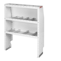 WeatherGuard Model 600-8310 Commercial Shelving Van Package, 2014 Ford Transit Connect