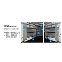 Adrian Steel 5156TL148 Base Shelving Package
