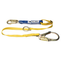 Werner Fall Protection DeCoil Lanyard - Adjustable Length