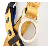 "Werner Fall Protection ""Litefit"" Construction Harness"
