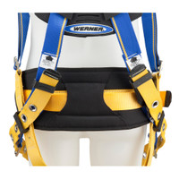 "Werner Fall Protection ""Blue Armor 1000"" Construction Harness"