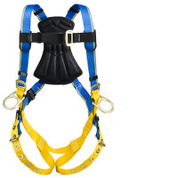 "Werner Fall Protection ""Blue Armor 1000"" Positioning Harness"