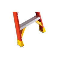 Werner 6200 Series Stepladder 300 lb rated