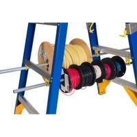 Werner OBEL Series Stepladder 375 lb rated