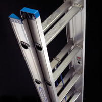 Werner D1300-2 Series Extension Ladder 250 lb rated