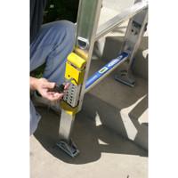 Werner D1700-2EQ Equalizer Series Extension Ladder 225 lb Rated