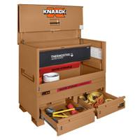 Knaack Model 89-DH STORAGEMASTER® Chest / JUNK TRUNK™ THERMOSTEEL™ Heated Storage