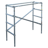 Werner Narrow Span Aluminum Scaffold Sections