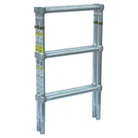 Werner Aluminum Scaffold Narrow Span Frames