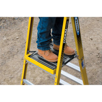 Werner PD7300 Series Podium Ladder 375 lb Rated