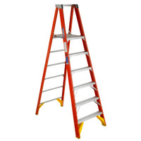Werner P6200 Series Platform Ladder 300 lb Rated