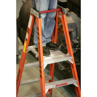 Werner P7400 Series Platform Ladder 375 lb Rated