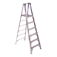 Werner P370 Series Platform Ladder 300 lb Rated