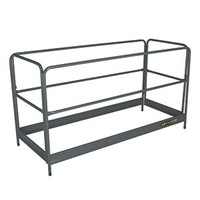 "MetalTech 6' to 12' BUILDMAN Heavy Duty - ""Baker Style"" Scaffold 1500 lb Capacity"
