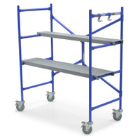 Werner PS-48 4 ft Portable Steel Scaffold