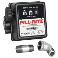 Fill-Rite 807CMK / Meter in Liters
