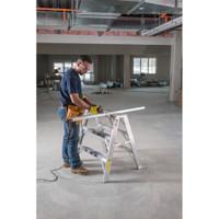 Werner TW370 Series Aluminum Work Platform 300 lb Rating