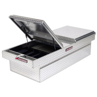 WeatherGuard Model 114-X-01 Cross Box, Aluminum, Full Extra Wide, 15.3 cu ft