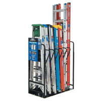 Werner Ladder Display Fixtures