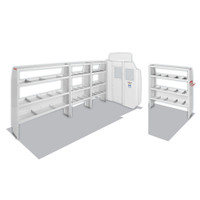 "Model 600-8440X Commercial Shelving Van Package, High-Roof, 159"" WB, RAM ProMaster"