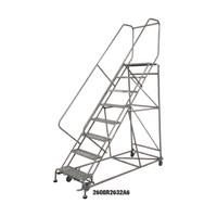 """Cotterman Heavy Duty Steel Rolling Ladder - 30"""" Wide"""