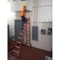 Werner FMT - PRO Series Fiberglass Multi-Position Ladder Type IA 300 lb. Duty Rating