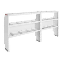 WeatherGuard Model 600-8110R Commercial Shelving Van Package, Full-Size, Ford Transit, 130 WB