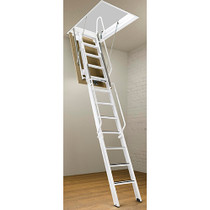 Rainbow F-Series Steel Attic Ladders  sc 1 st  Industrial Ladder u0026 Supply Co. Inc. & Attic Ladders - Page 1 - Industrial Ladder u0026 Supply Co. Inc.