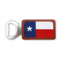 Smathers and Branson Texas Flag Bottle Opener