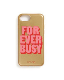 Ban.do Forever Busy Leatherette iPhone 8/7 Case