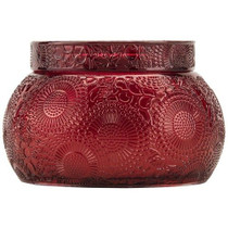 Voluspa Goji Tarocco Orange Chawan Bowl Glass Candle