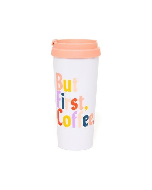 Ban.do But First Coffee Thermal Mug