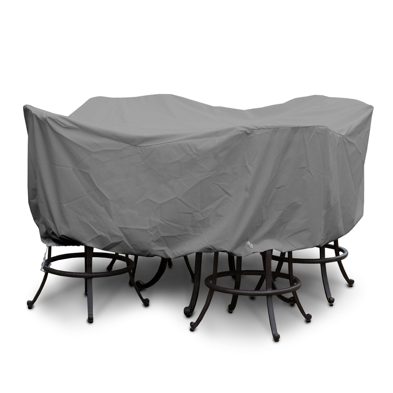 Bar set cover outdoor furniture covers for Outdoor furniture covers bar stools