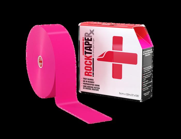 5cm RockTapeRx Pink - Bulk