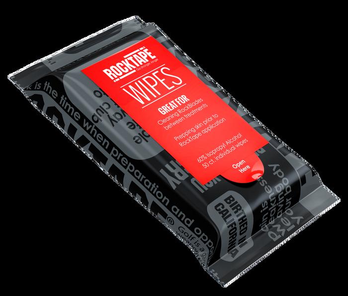 RockBlades - Sanitizing Wipes