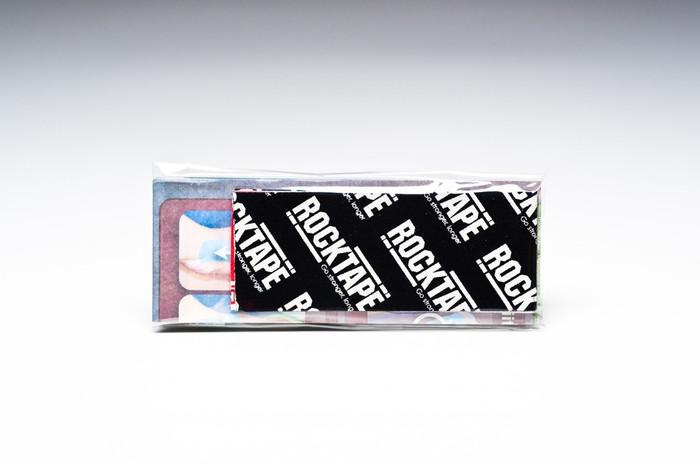 Sample Strips Black
